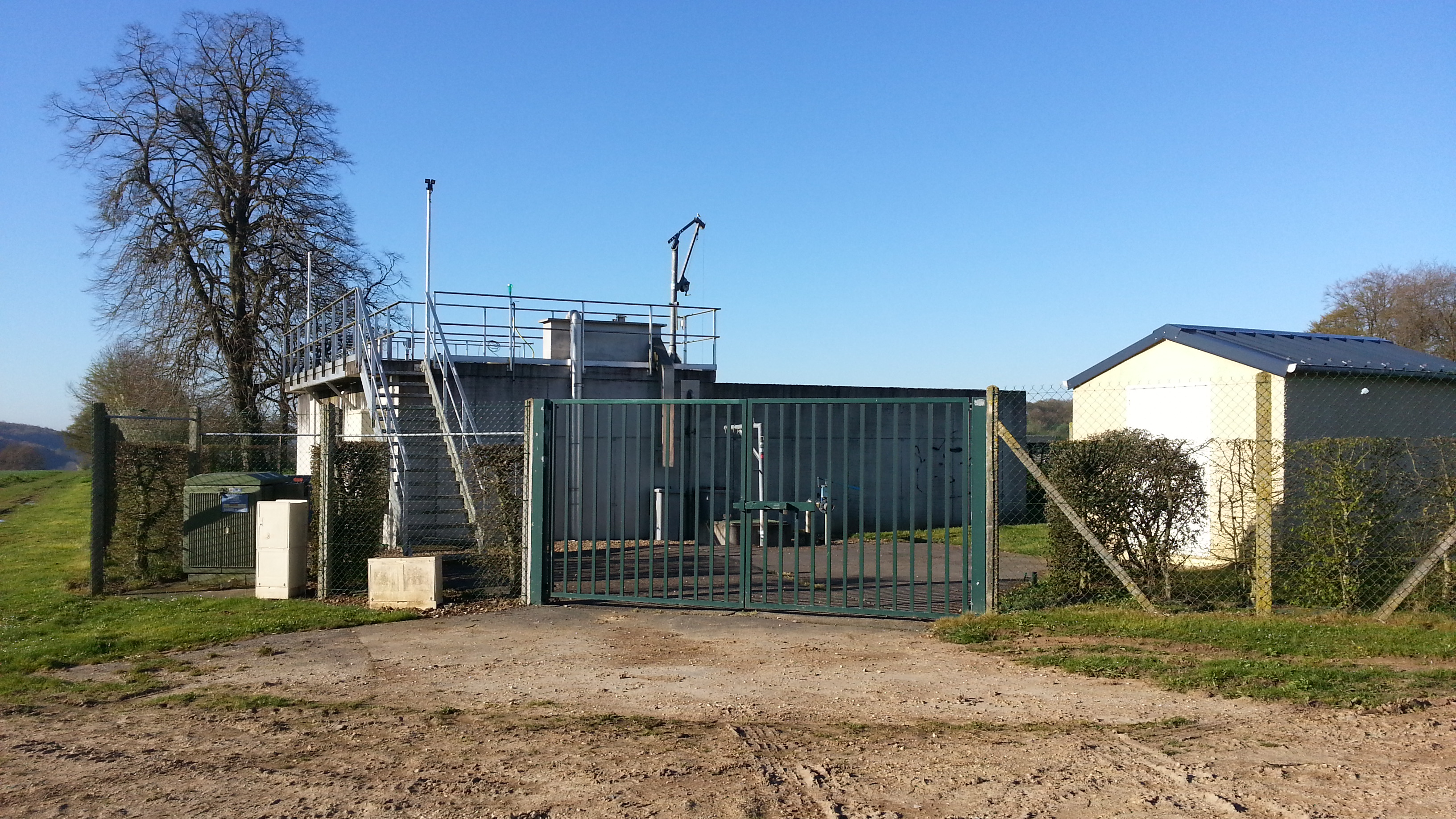 Dossier réglementaire – Loi sur l'eau – Gaudechart (Gaudechart)
