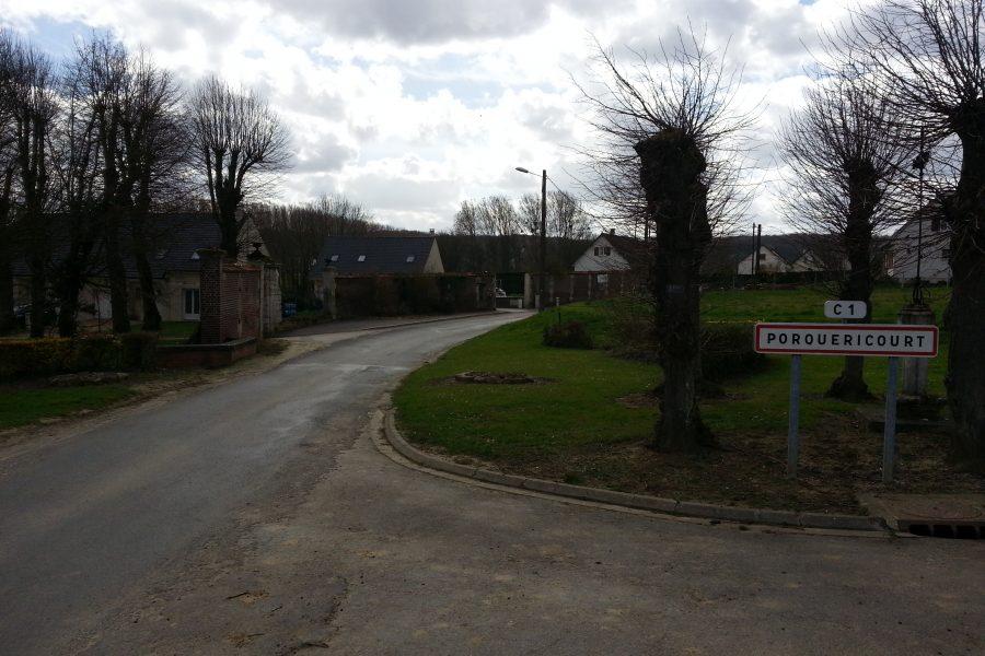 Zonage d'assainissement eaux pluviales et eaux usées – Porquéricourt (Porquéricourt)
