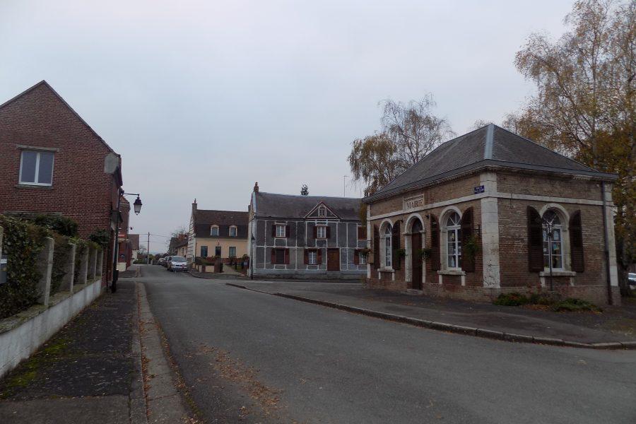 Maîtrise d'oeuvre – Système d'assainissement des eaux usées – Quesnoy sur Airaines (Quesnoy-sur-Airaines)