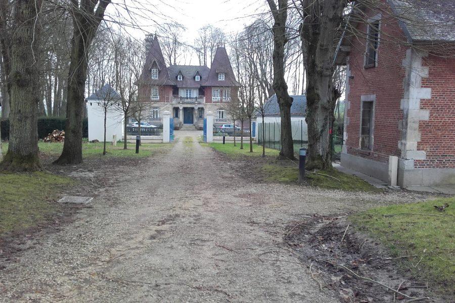 Maitrise d'oeuvre – Réseau d'assainissement privatif – Porquéricourt (ASL Viefville)