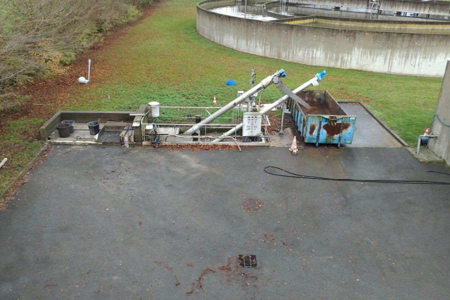Maîtrise d'oeuvre – Station d'épuration – Béthune (CABBALR)
