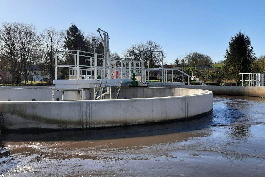 Maîtrise d'oeuvre – Station d'épuration – Auchy/Le Parcq (CC7V)